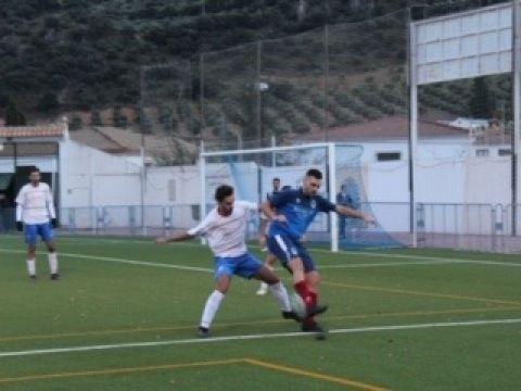Los equipos del Almedinilla Atlético no puntuan en La Victoria y Municipal Antonio Pulido
