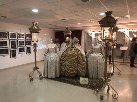 Exposición de fotografías y vestidos de las Cabalgatas de Reyes Magos 1991-2019