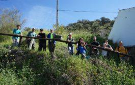 La Asociación ARBA lleva a cabo la plantación de árboles en