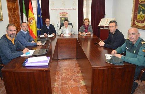 Celebrada la Segunda Comisión de Absentismo Escolar de este Curso 2019-2020 en Fuente-Tójar