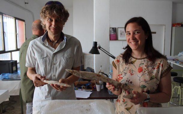 Comienzan los trabajos de Arqueometalurgia con materiales ibéricos del Cerro de la Cruz