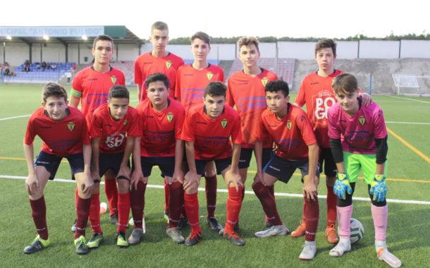 Los equipos del Almedinilla Atlético finalizan la liga con un sabor agridulce
