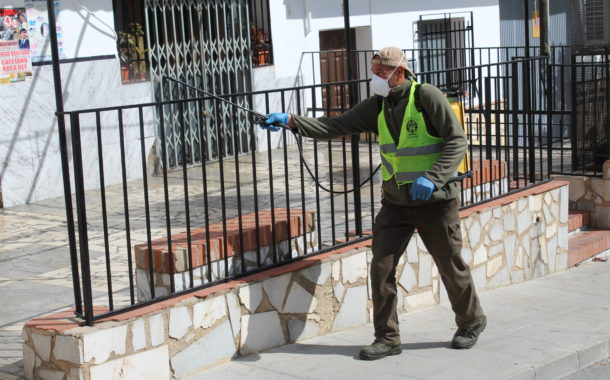 Nuevo comunicado de la Alcaldía de Almedinilla a los vecinos, en este Martes 17 de Marzo