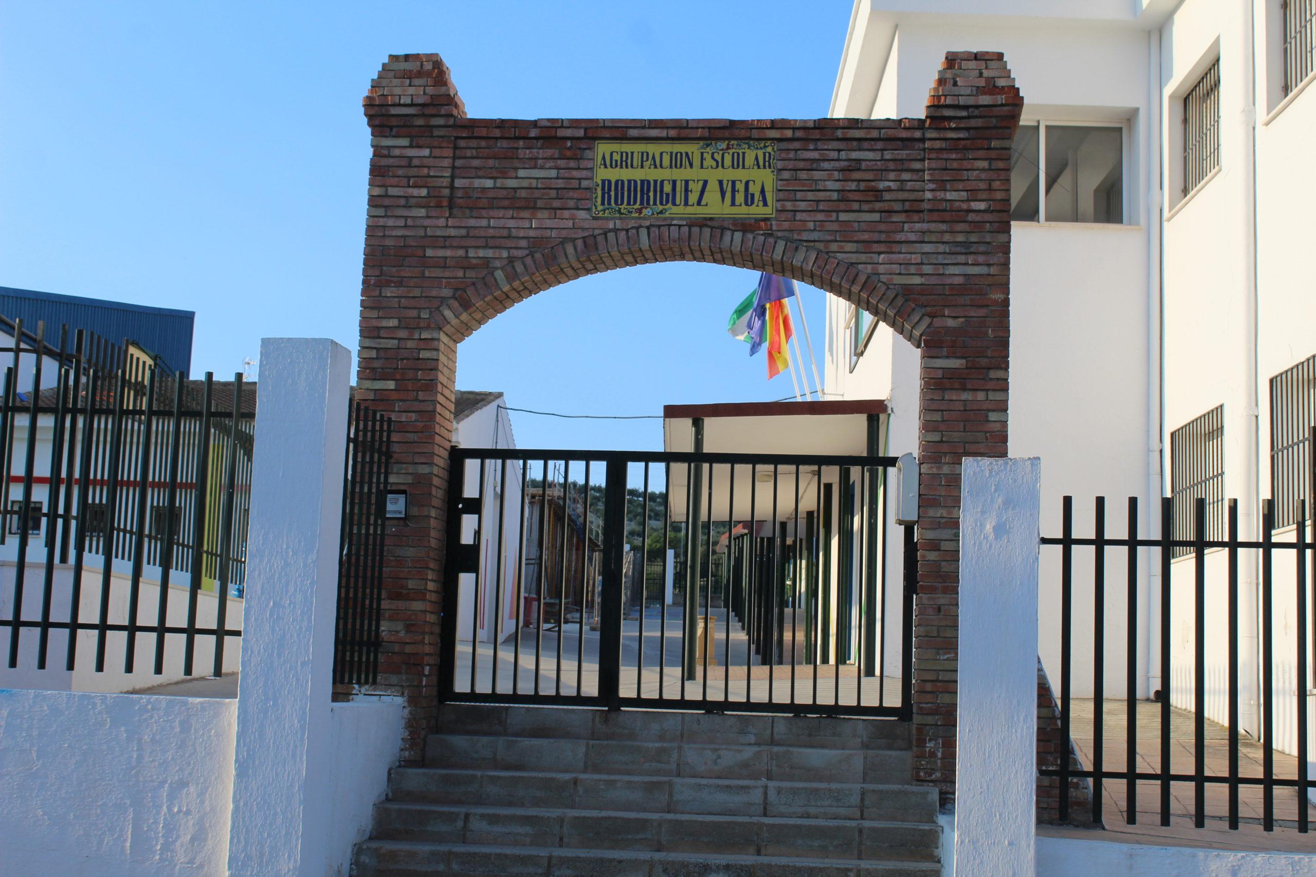 """El CEIP Rodríguez Vega, la Escuela Infantil """"Antaviana"""" y el Centro de Educación de Adultos cierran durante dos semanas"""