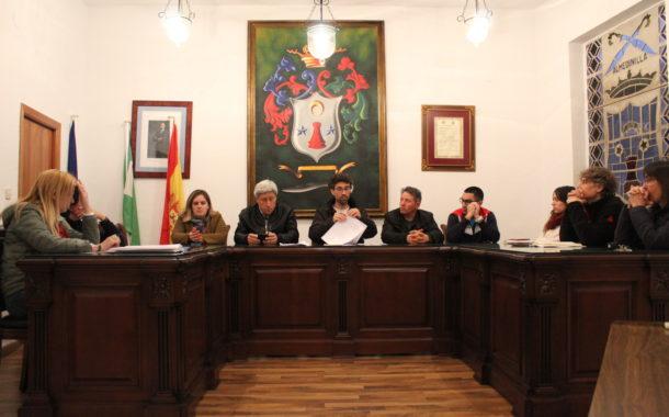 El Pleno del Ayuntamiento aprueba por unanimidad una moción en defensa de la Agricultura Andaluza