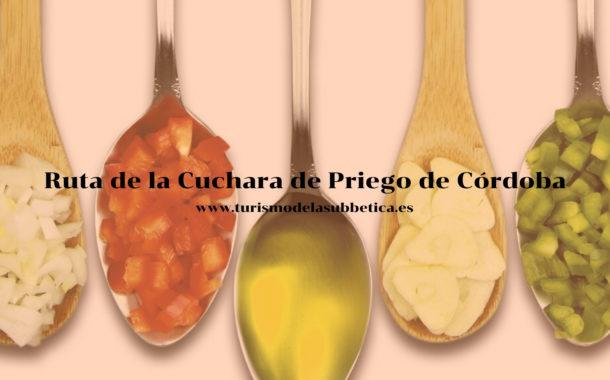 Ruta gastronómica de la Cuchara de Priego de Córdoba