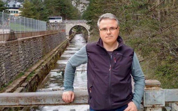 Carta de Antonio Rodríguez Villar al Presidente de la Asociación de Empresarios de Barbastro