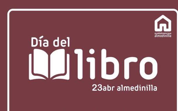 Celebra el Día del Libro #desdecasa
