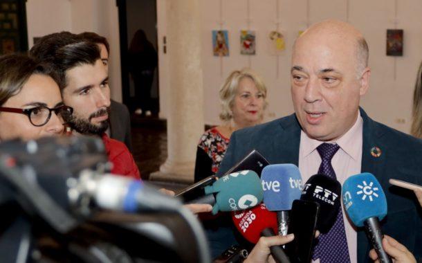 Ruiz solicita a la Junta que los ayuntamientos de la provincia sean los primeros conocedores de la evolución del Covid-19 en sus localidades