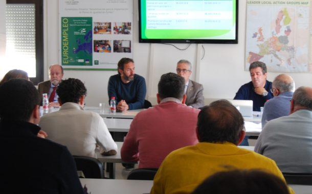 Empiezan los pagos de las ayudas FEADER gracias al GDR Subbética y la Junta de Andalucía