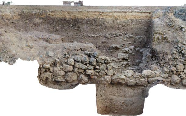 Finaliza la intervención arqueológica en el Cerro de la Cruz