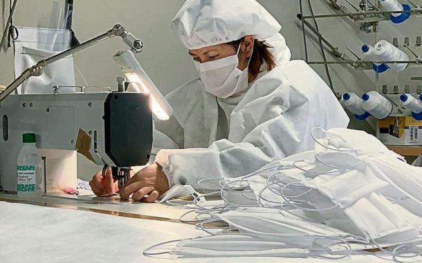 Las confecciones de Almedinilla apuestan por la fabricación de mascarillas