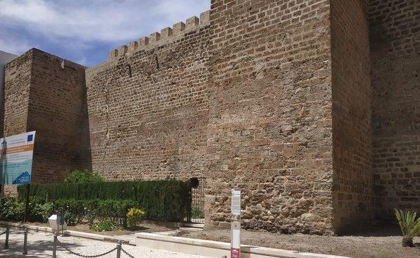 Avanza la recuperación del Castillo de Priego de Córdoba con la finalización de una nueva fase de restauración