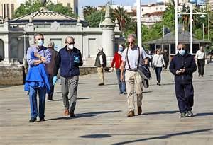 65 municipios de Córdoba, sin limitaciones horarias para pasear o hacer deporte