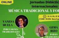 Jornadas Internacionales Didácticas de Música Tradicional y Folk