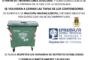 Desactivado el protocolo de dejar los contenedores abierto y nuevo convenio con EPREMASA