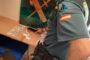 Reparto de mascarillas a la población infantil de Almedinilla