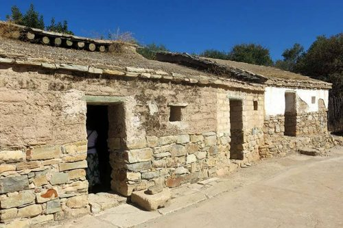 El Cerro de la Cruz- Restaurante Los Cabañas
