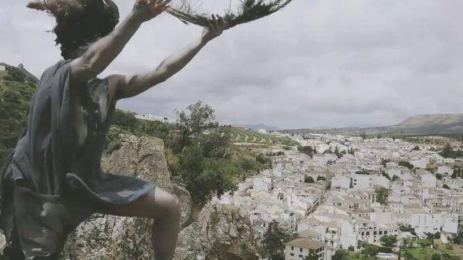 La primera fiesta patronal de Córdoba en la nueva normalidad: Almedinilla vive un San Juan virtual