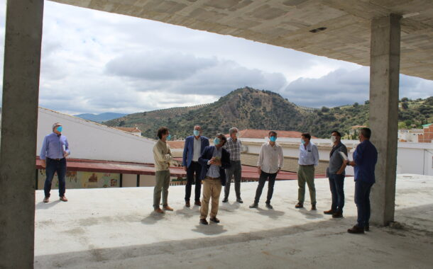 Concluida la 1ª Fase del edificio educativo