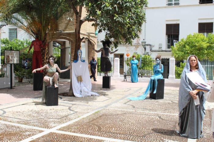 Canal Sur TV prepara el programa Andalucía de Fiesta en Almedinilla