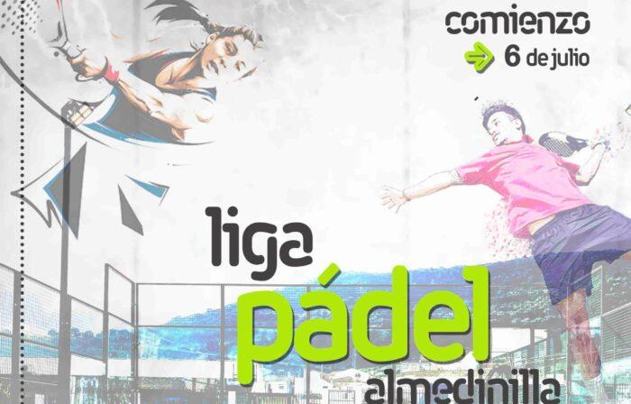 Liga Pádel - Inscripciones hasta el 26 de junio