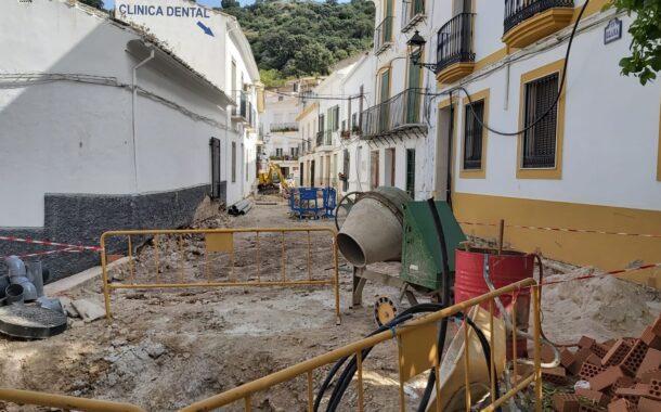 Comienza la renovación del Casco Antiguo de Almedinilla