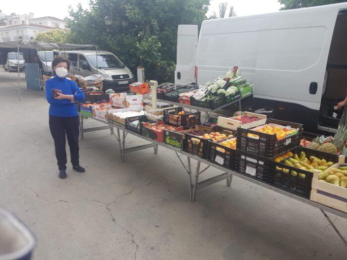 El mercadillo de venta ambulante vuelve a Almedinilla