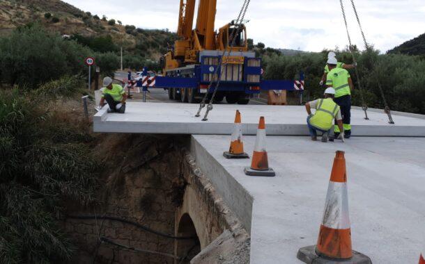 Se prorroga el corte al tráfico de la carretera Los Ríos-Sileras (CO-8202)