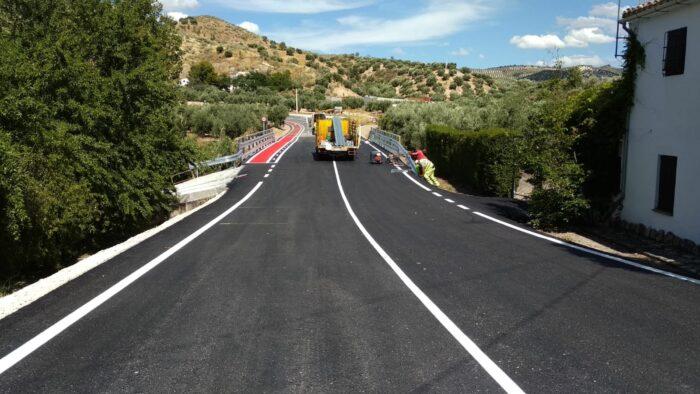 Se abre al tráfico la carretera Los Ríos-Sileras (CO-8202)
