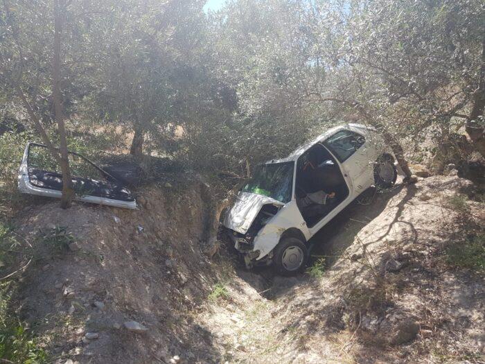Nuevo accidente de tráfico en la carretera A-339