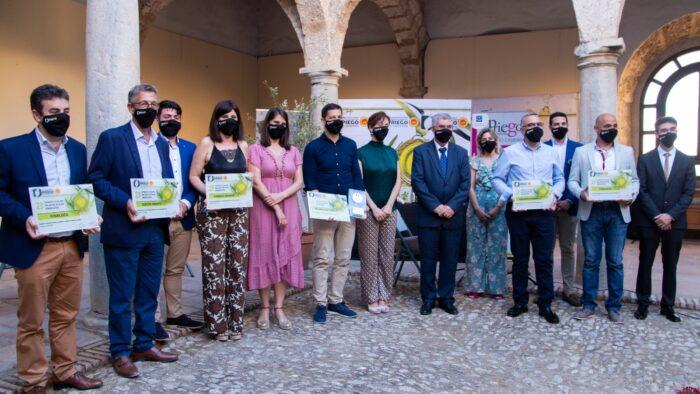 XXIII Edición de los Premios a la Calidad del Aceite de Oliva Virgen Extra, D.O.P. Priego de Córdoba, campaña 2019-2020
