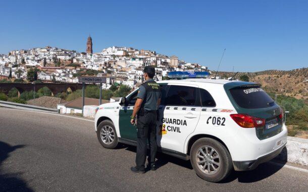 La Guardia Civil detiene a una persona en Montoro como supuesto autor de un robo con fuerza
