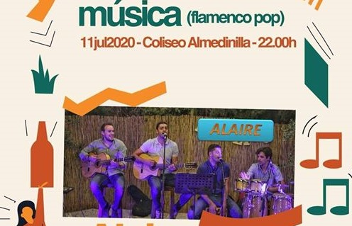 Flamenco pop #AlFresco