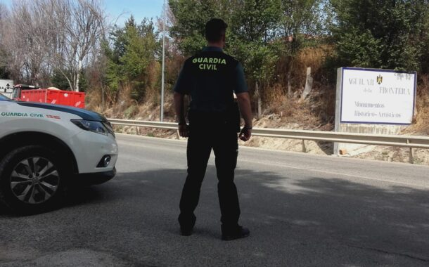 La Guardia Civil detiene a la supuesta autora de un incendio intencionado en Aguilar de la Frontera en el que falleció una persona