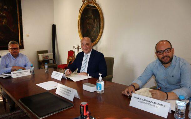 La Diputación promueve dos viviendas en régimen de protección pública en Carcabuey