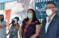 El municipio de Iznájar comienza la rehabilitación energética de la envolvente térmica del CEIP Nuestra Señora de la Piedad gracias a Europa