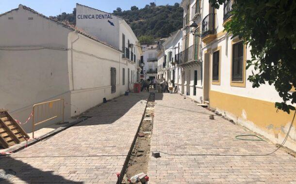 La renovación del Casco Histórico de Almedinilla marcha a buen ritmo