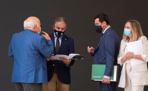 Andalucía decreta el uso obligatorio de mascarilla