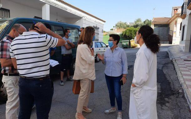 Una caldera de biomasa para  la Residencia de Mayores de Fuente-Tójar