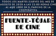 La Concejalía de Cultura organiza para agosto un Programa de Cine de Verano gratuito denominado