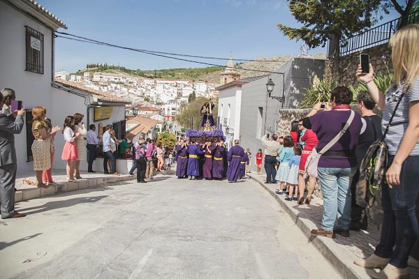 Nuestro Padre Jesús Nazareno no procesionará en Luque en septiembre por la crisis del Covid-19