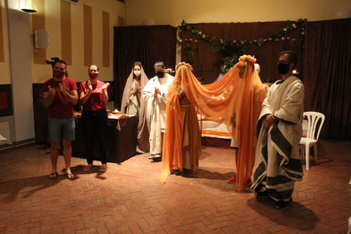 """El taller """"Nuptiae, Una boda romana"""" y el documental """"Aplausos durante la Pandemia"""" protagonizan la tercera jornada del FESTUM"""