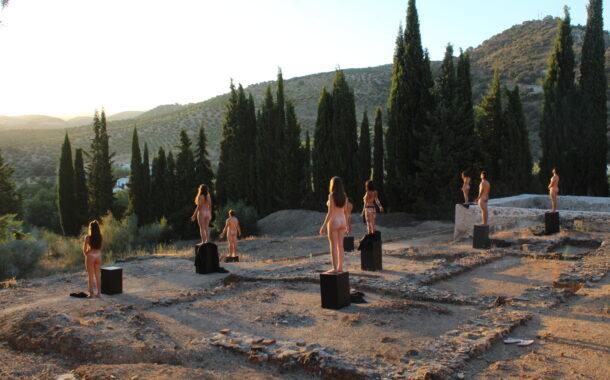 Las piezas restauradas de la necrópolis ibérica de