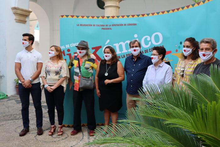 La magia del circo llegará a 21 municipios de la provincia con Cirkómico 2020