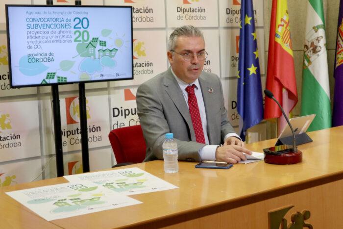 Diez empresas de la provincia subvencionadas para el desarrollo de proyectos de ahorro, eficiencia energética y reducción de emisiones