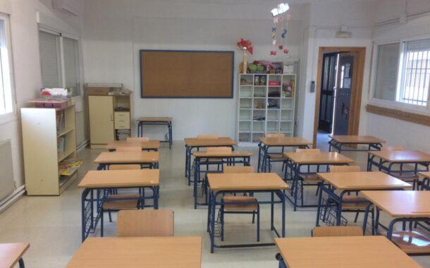 El Ayuntamiento de Almedinilla ya tiene preparadas las aulas del colegio y aldeas para el comienzo del curso 2020-2021