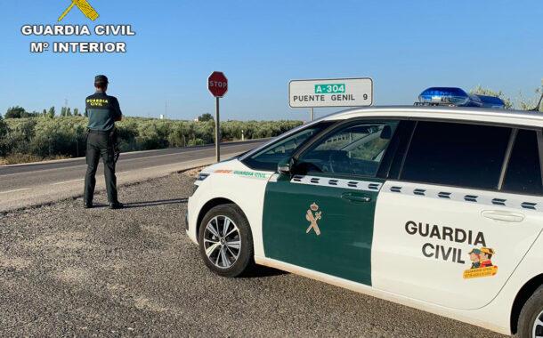 La Guardia Civil interviene 10 gramos de cocaína en Puente Genil y detiene a una persona