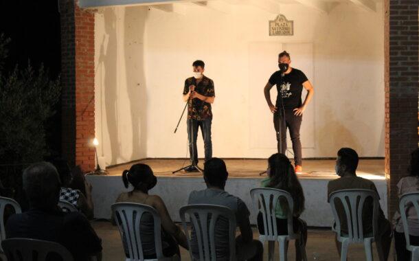 Noche de humor en Los Ríos, con Rafa Frías y Antonio Moya