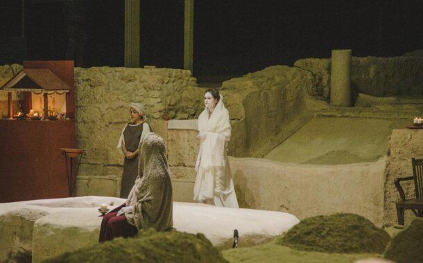 """La cultura romana a través de los talleres de """"Indumentaria Romana"""" y el microteatro """"La peste que trajeron los dioses"""""""